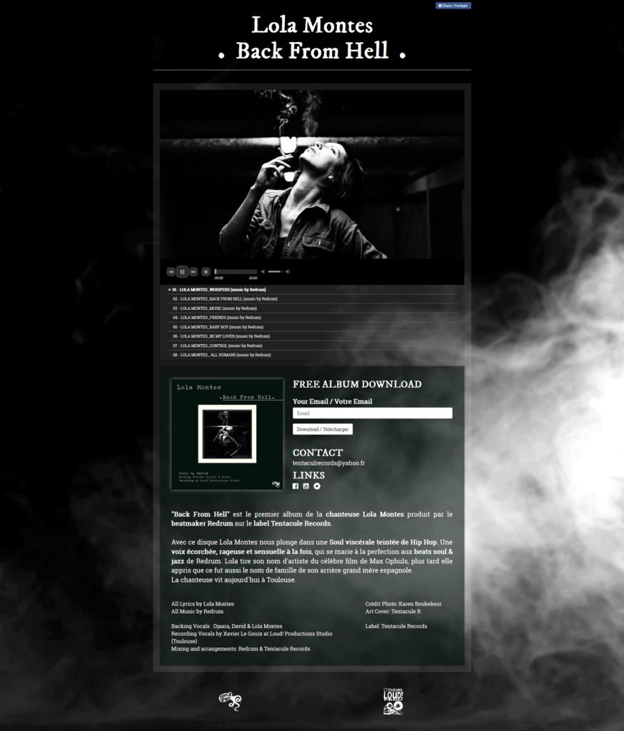 Tentacule Records - Uprising-Web